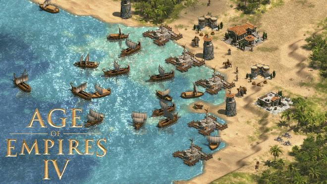 Age of Empires 4 Game Perang RTS Semakin yang Realistis