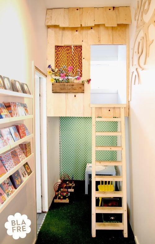 Buat Anak Makin Gemar Membaca dengan Ciptakan Ruang Membaca yang Nyaman dan Lucu