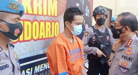 Edan! 6 Tahun Guru Ngaji Sidoarjo Sodomi Puluhan Santrinya, Hasil Visumnya Ngeri