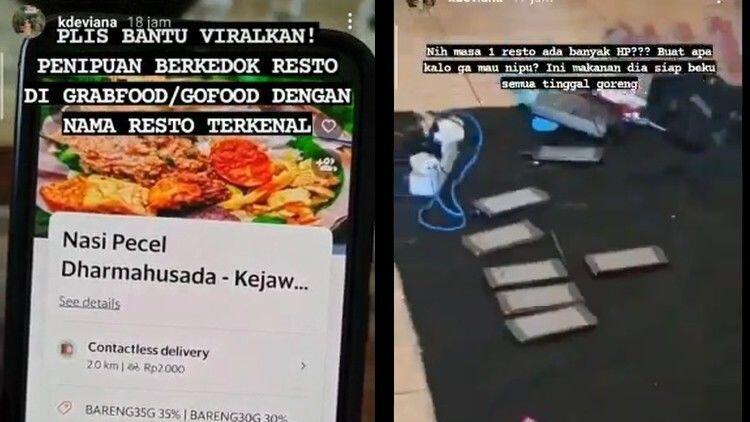 Waspada!! Trik Tipu-Tipu Penjual Online, Khususnya Kuliner