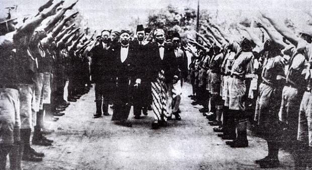 Sejarah Partai Fasis Indonesia