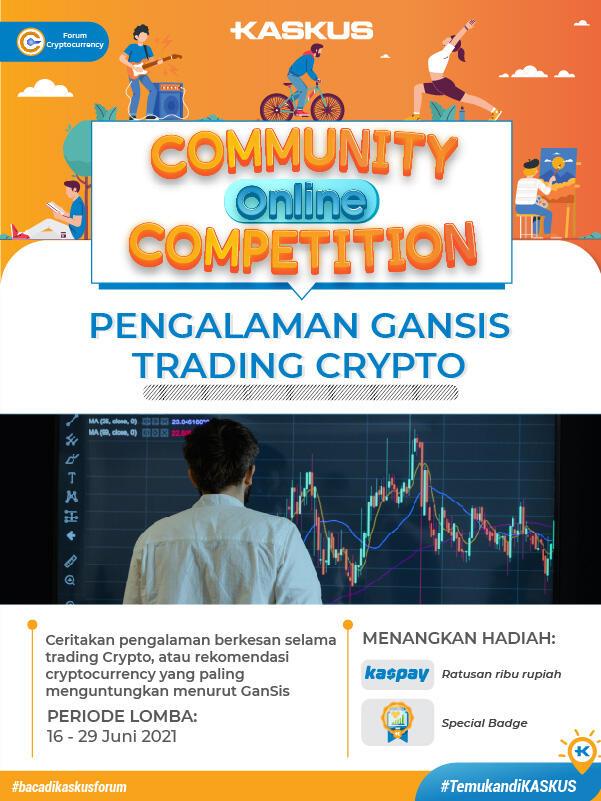 [COC]Ceritakan pengalaman paling berkesan selama trading Crypto