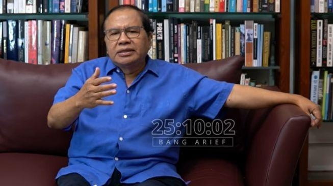 Rizal Ramli Bocorkan Kerja BuzzeRp, Dikomandoi Pembina & InfluenceRp