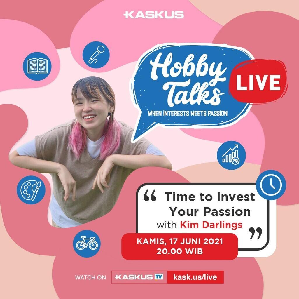 "[Hobby Talks] Gimana Sih ""Investasi"" ala Fans K-Pop? Ngobrol Sama Kim Darlings Yuk!"