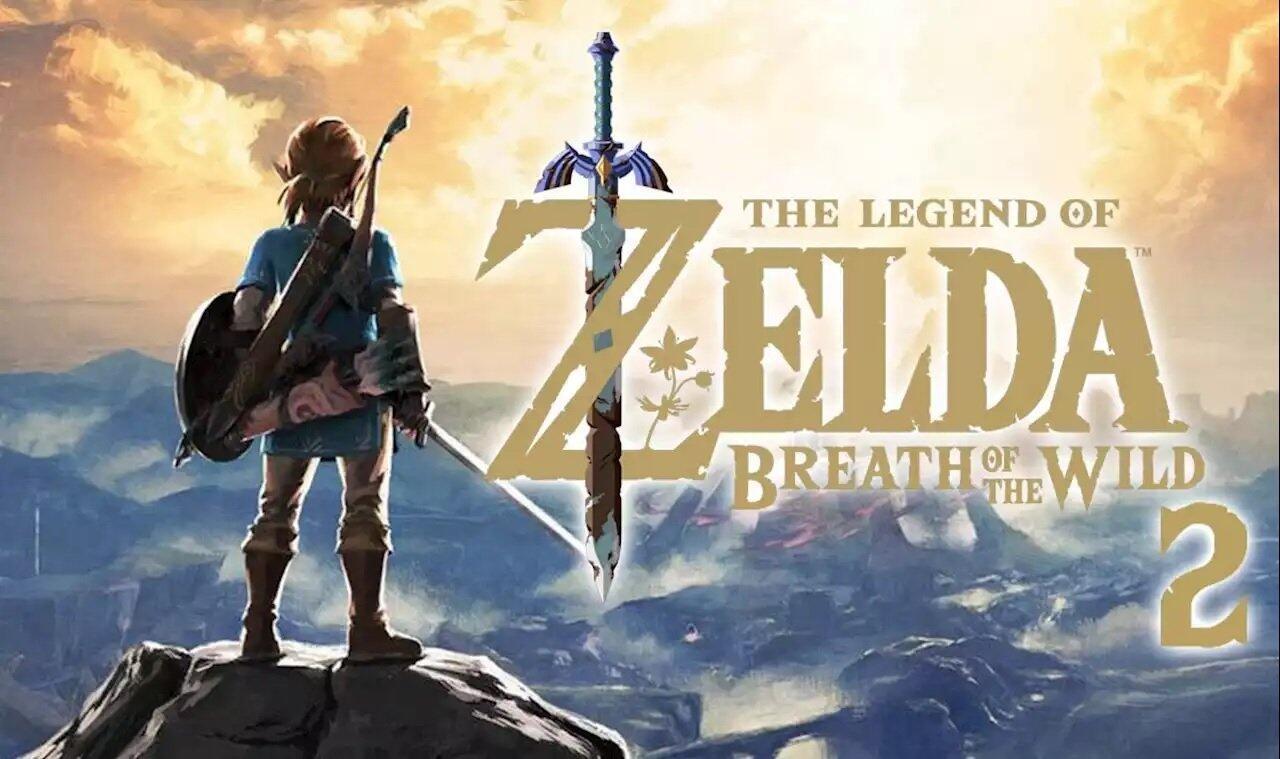 Zelda Breath of the Wild 2 Rilis 2022 Nabung Gansis!