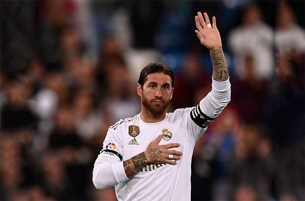 Setelah 16 Musim Bersama, Akhirnya Sergio Ramos Pamit dari Real Madrid