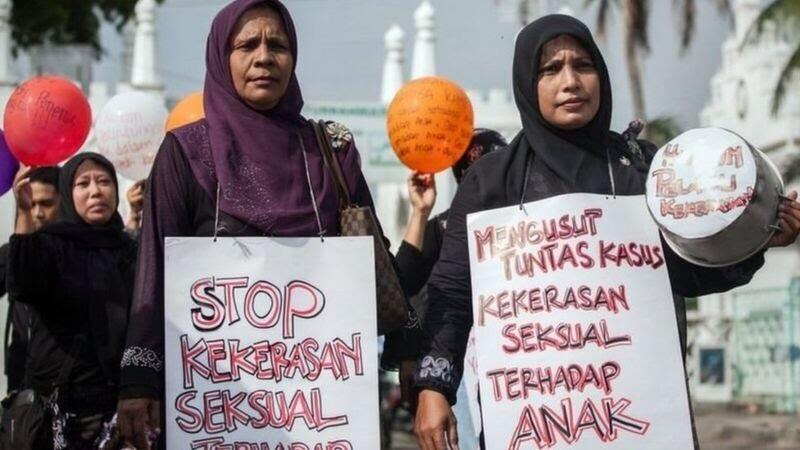 Pemerkosa anak di Aceh dibebaskan, pegiat perempuan: Hukum syariah harus direvisi