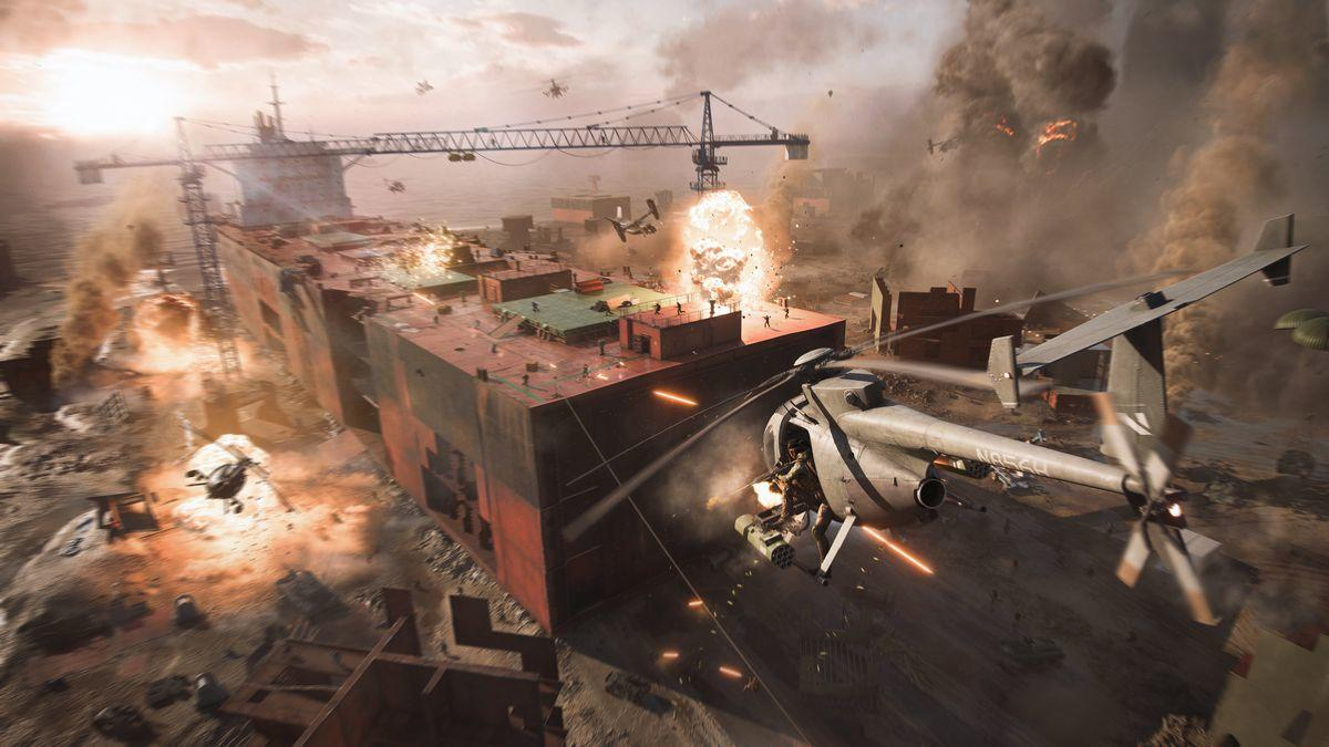 Battlefield 2042 Akan Menggunakan Bot AI Dijamin Server Anti Sepi