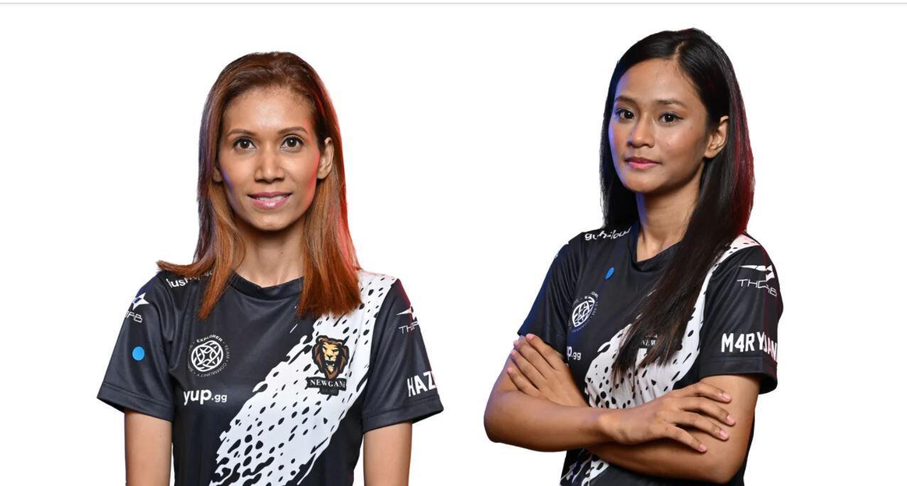 Pasangan Ibu dan Anak Asal Singapura Masuk Turnamen Esports Kelas Dunia!