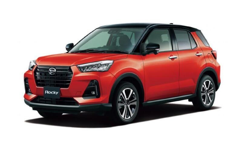 Daihatsu Rocky 1.2 Resmi Diluncurkan, Bensinya Irit Gan!