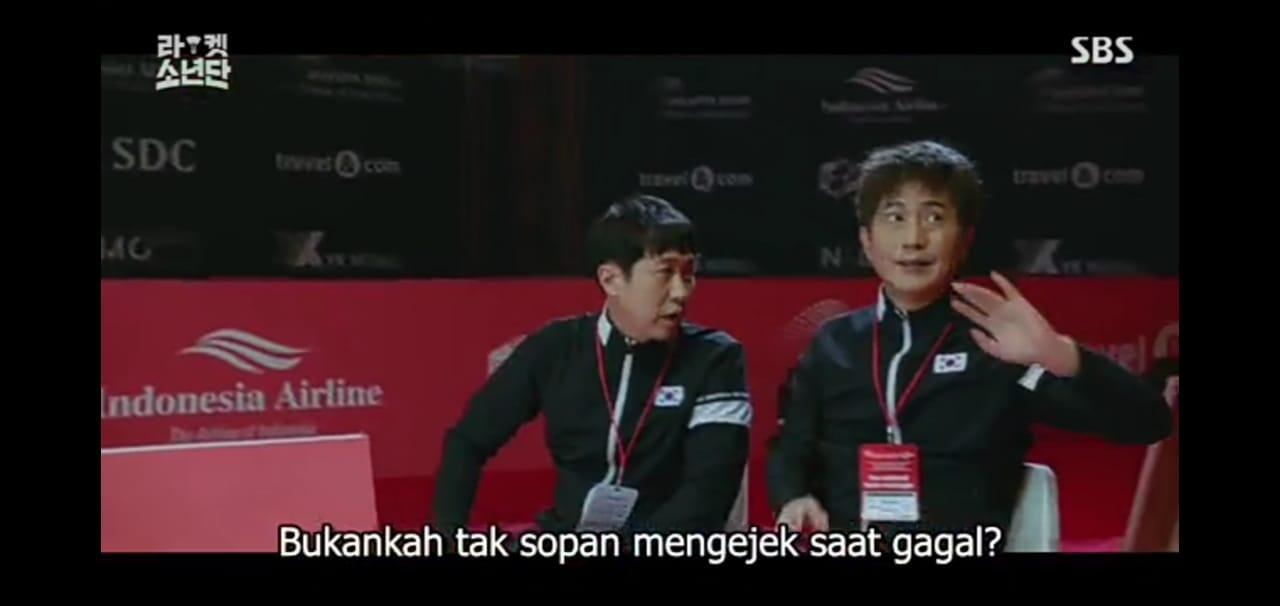 Tim Produksi Drama 'Racket Boys' Minta Maaf Atas Adegan yang Sudutkan Indonesia