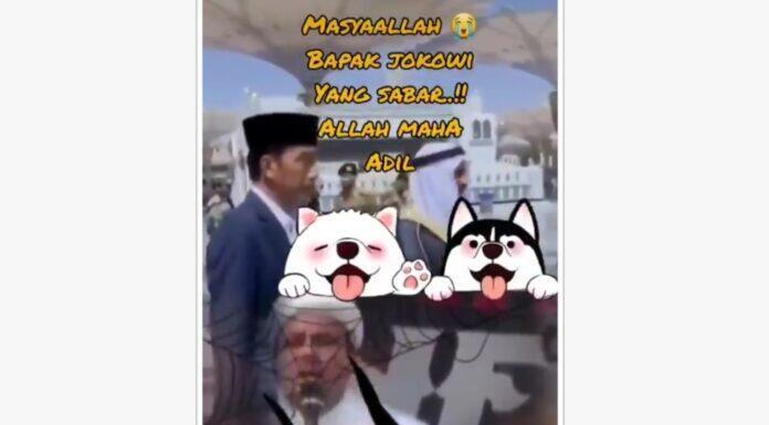 HRS, Serukan Lengserkan Jokowi dan Serbu Istana: Siap Ambil Alih Kekuasaan? Takbir!