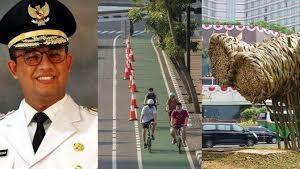 HNW Sebut Keberadaan Jalur Sepeda Permanen Adalah Amanat Konstitusi