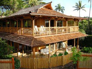 3 Model Rumah Bambu Yang Membuat Tempat Tinggal Jadi Lebih Nyaman