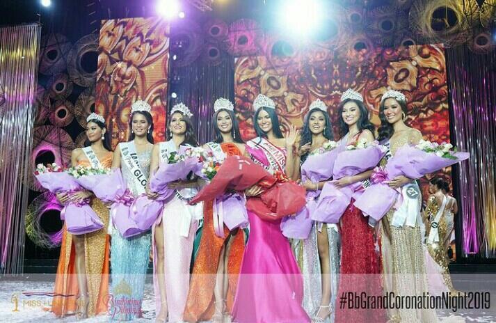 34 Peserta Siap Berlomba, Siapa The Next Binibining Pilipinas ?