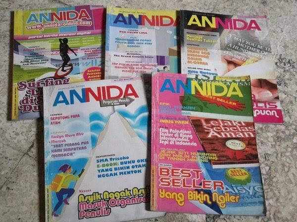 Majalah Annida di Masa Kini, Mungkinkan Tinggal Kenangan?