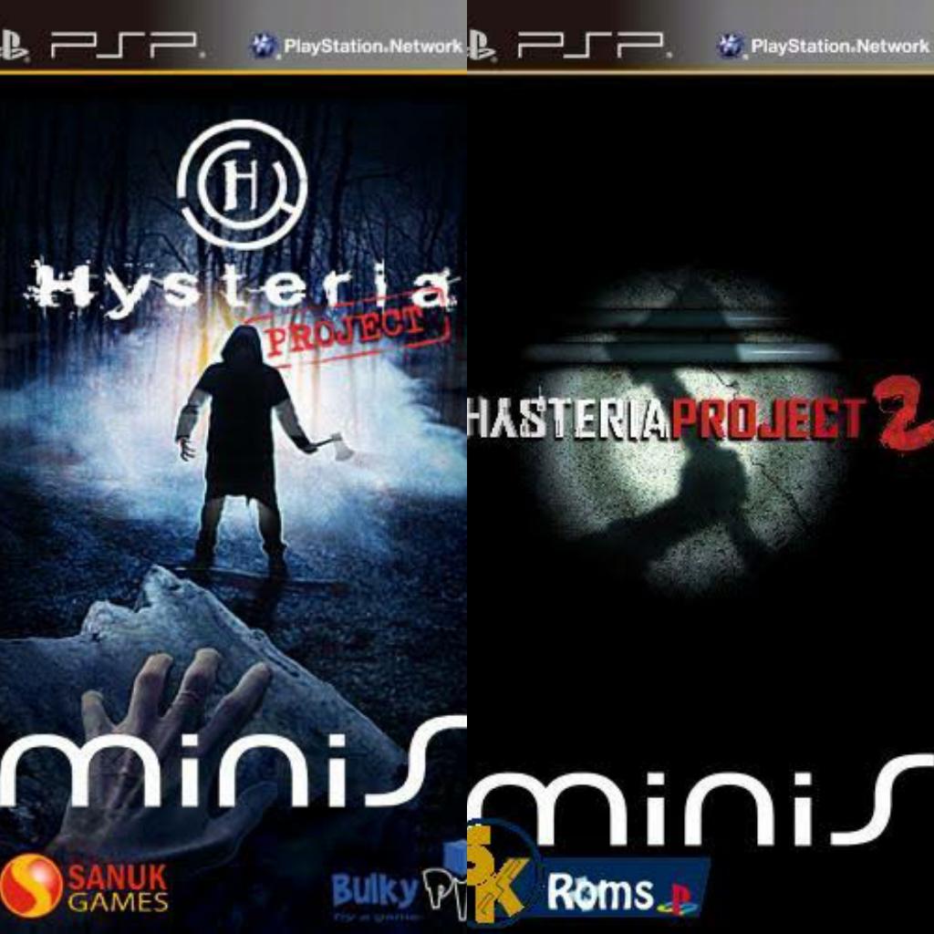 Rekomendasi Game Horor PSP Dari Ane (diaz420)