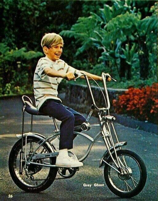 Cerita Ku Dan Sepeda Tetanggaku Tahun 90'an