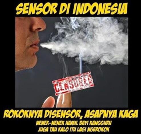 5 Meme Sindir KPI yang Terlalu Lebay Menyensor Tayangan TV!