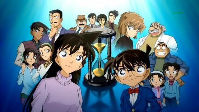 "Aoyama Gosho, Sang Bapak ""Detective Conan"""