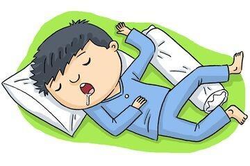 Ngiler Saat Tidur Karena Kecapekan, Benarkah?