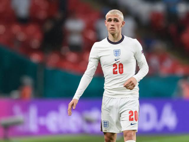 Taruhan Pemain Inggris, Potong Rambut Model Foden Jika Juara Euro 2020
