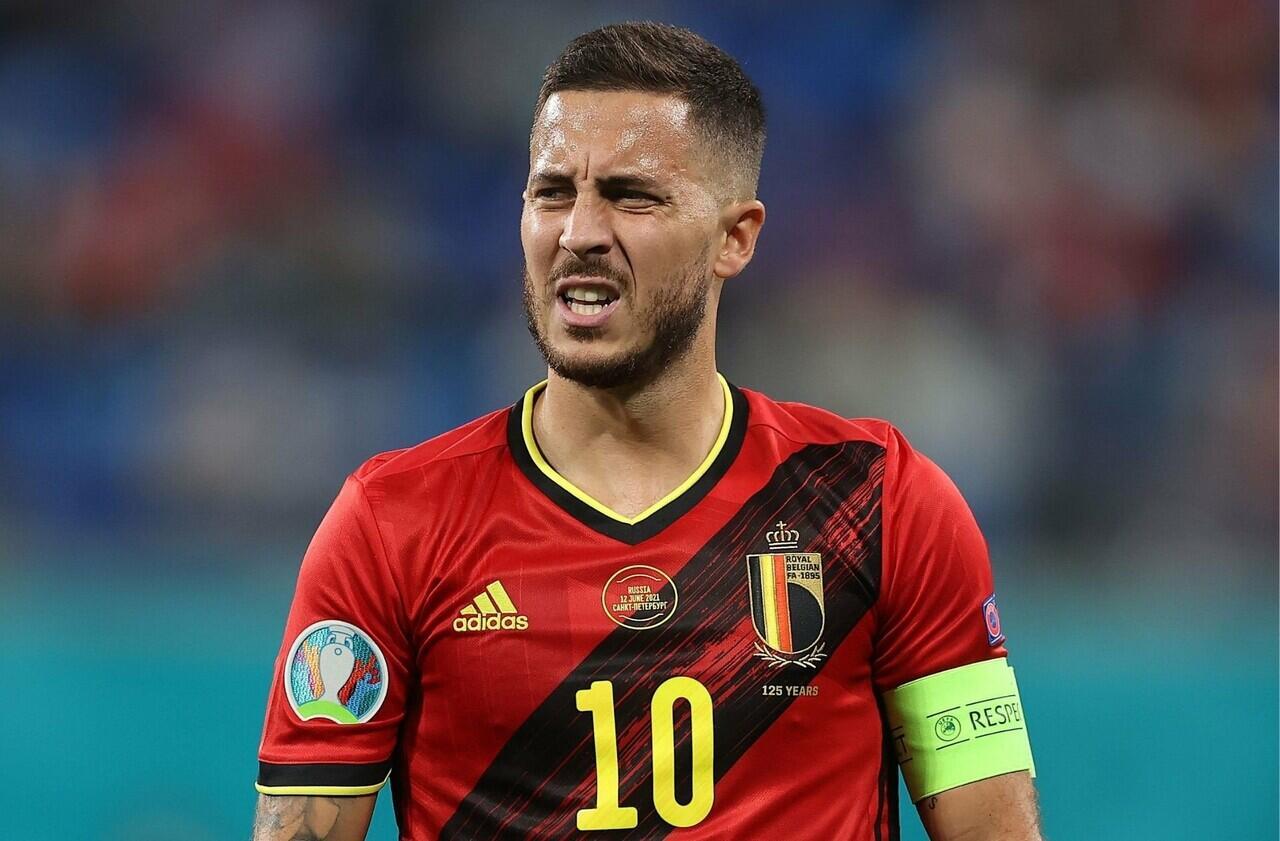 Apakah Belgia Bakal Berbicara Banyak di Euro 2020 bersama Eden Hazard?