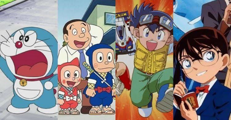 Sejarah Anime, sejak kapan anime mulai ada di jepang?