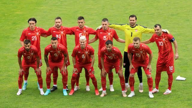 Goran Pandev Bermain untuk Terakhir Kalinya Bersama Makedonia Utara