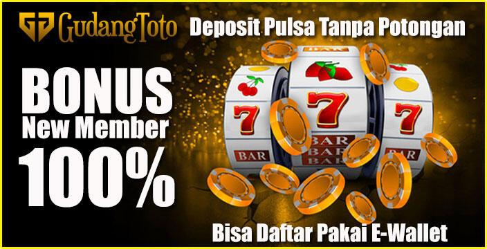 Situs Slot Gacor Indonesia Deposit Pulsa Tanpa Potongan Gudangtoto