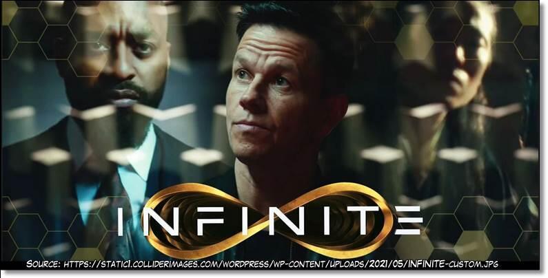 Aksi Keren Film Infinite (2021) dalam Menyajikan Tema Reinkarnasi Roh Manusia