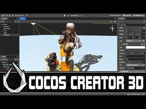 Game Engine Cocos 3.2 Lebih Memilih HarmonyOS Dibandingkan Android dan iOS