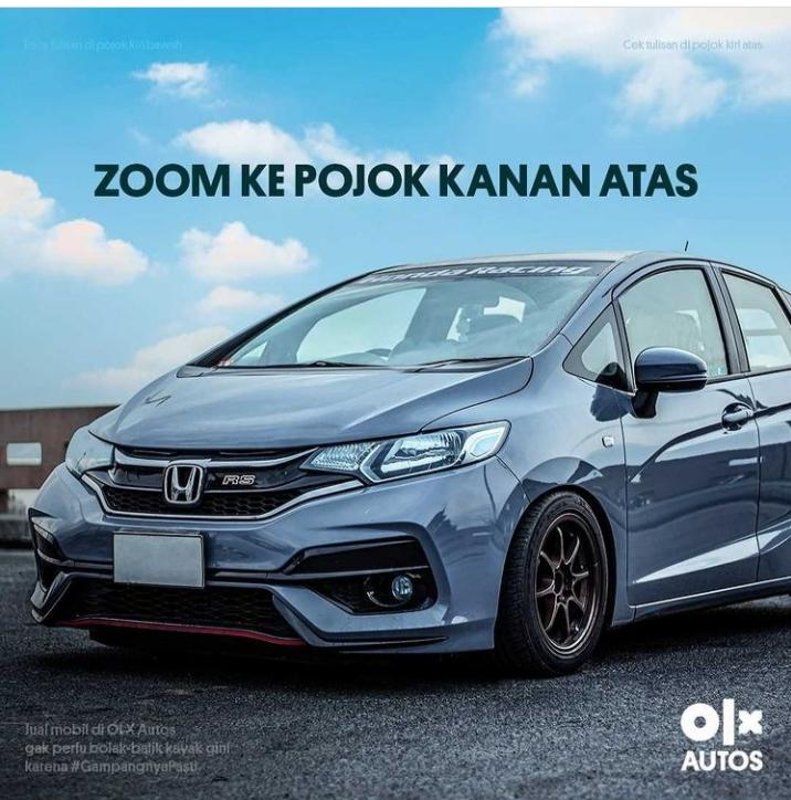 Jual Mobil #GampangnyaPasti Instan dan Aman, OLX Autos Jadi Pilihan Semua Kalangan