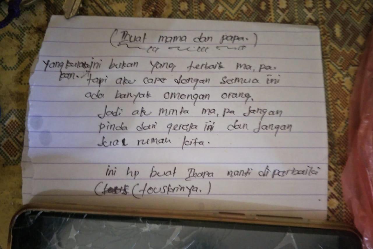 Ngeri, 5 Surat Ini Ditulis Tepat Sebelum Aksi Bunuh Diri Dilakukan!