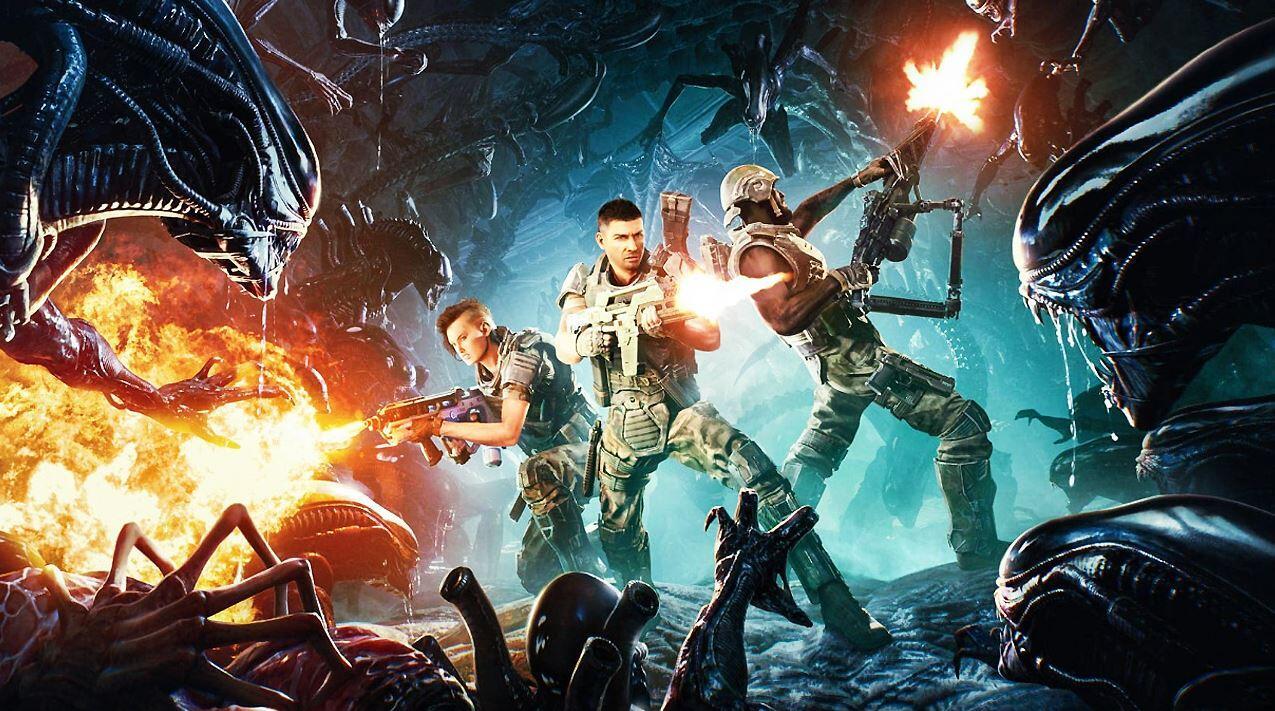 Aliens: Fireteam Elite, Game Co-Op Seru Menantang!