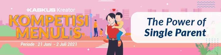 Kebahagiaan Itu Segalanya, Apalagi Menjadi Single Parent, Kisah Syarifah Firdausi