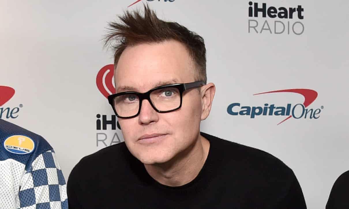 Bassist Blink-182, Mark Hoppus Divonis Mengidap Kanker