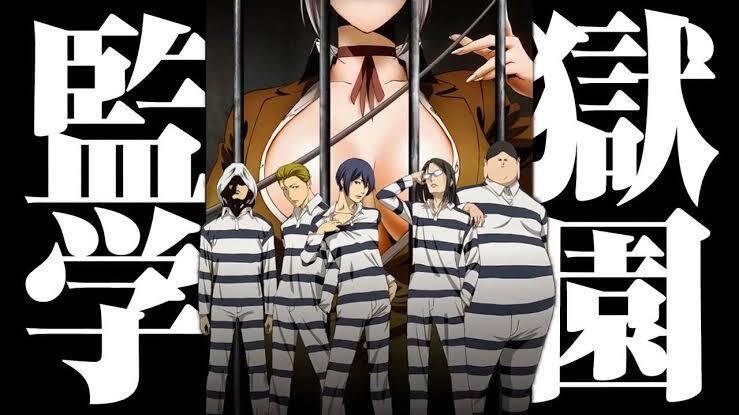 5 anime yang tidak boleh ditonton oleh anak-anak vol 1