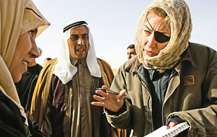 Mengenal Marie Colvin, Wartawan Perang Wanita