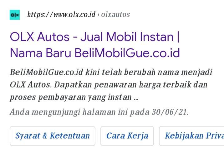 Apa Sih Keuntungan Jual Mobil di OLX Autos? Ini Jawaban yang Belum Banyak Orang Tahu!
