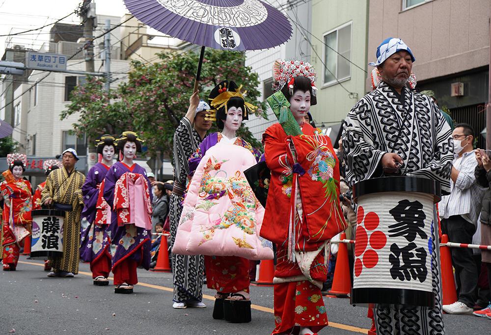 Mengenal Oiran, Gadis Penghibur Jepang Di Periode Tokugawa