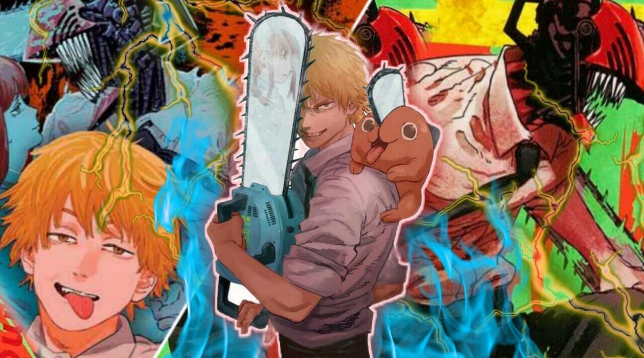 Fakta Menarik Chainsaw Man Anime Baru Garapan Mappa Studio