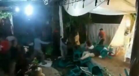 Pesta Nikah Berujung Tawuran, Pengantin Wanita Menyesal Undang Mantan Jadi Tamu