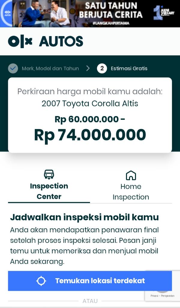 Jual Mobil Instan, Aman, dan Nyaman, OLX Autos Saja!