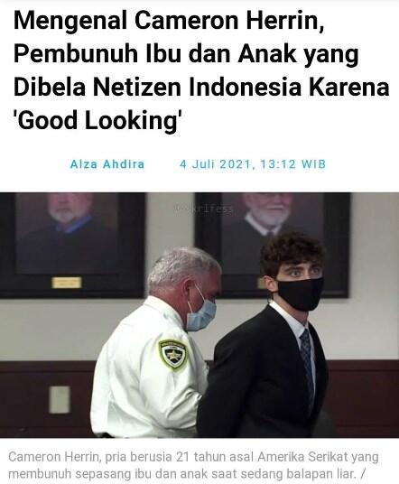 Sebuah Definisi Tentang Standar Good Looking oleh Netizen Sang Maha Benar!