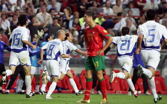 6 Tuan Rumah yang Kalah di Final Turnamen Besar, Portugal Paling Menyakitkan