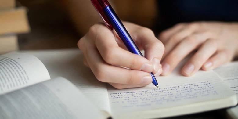 Mungkin Menulis adalah Jalan Hidupku?
