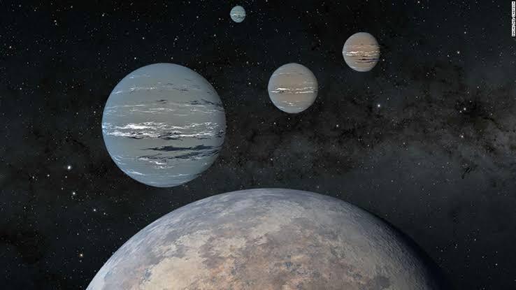 4 Planet Baru Ditemukan Yang Jaraknya 130 Tahun Cahaya Dari Bumi, Ini Dia Namanya
