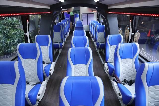 Kenapa Bus AKAP Tidak Pakai Pintu Sebesar Bus BRT?