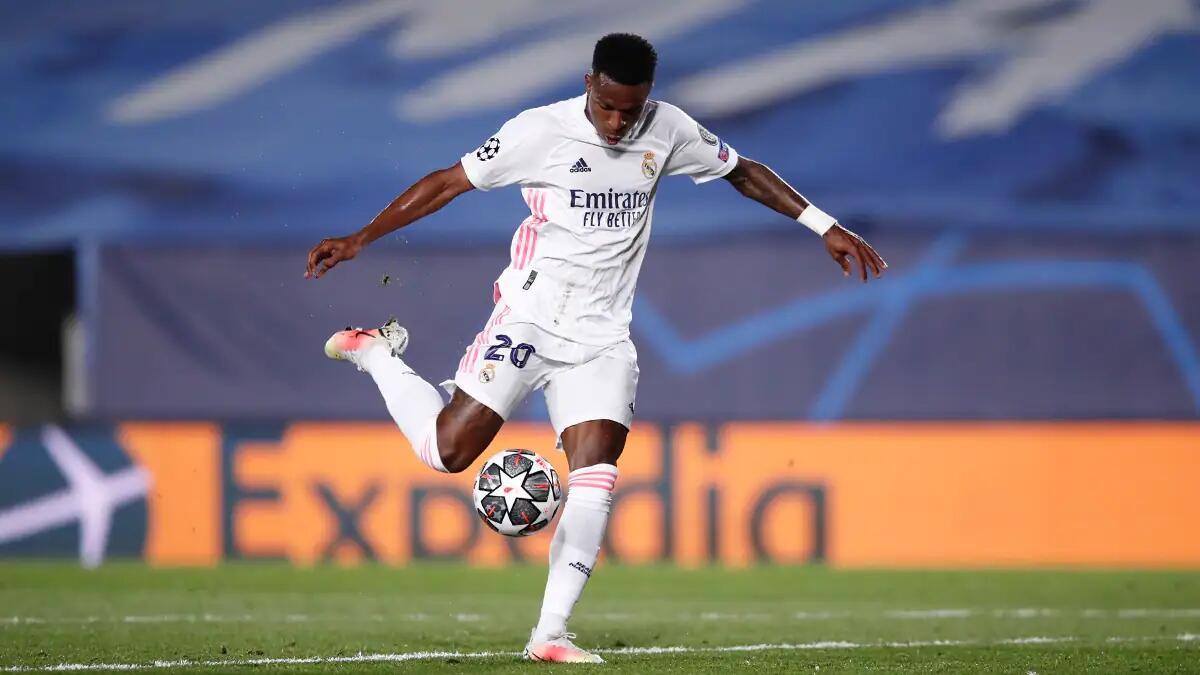 Keuntungan dan Kerugian Manchester United Jika Merekrut Vinicius Junior